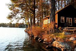 Beautiful Clearwater Lodges